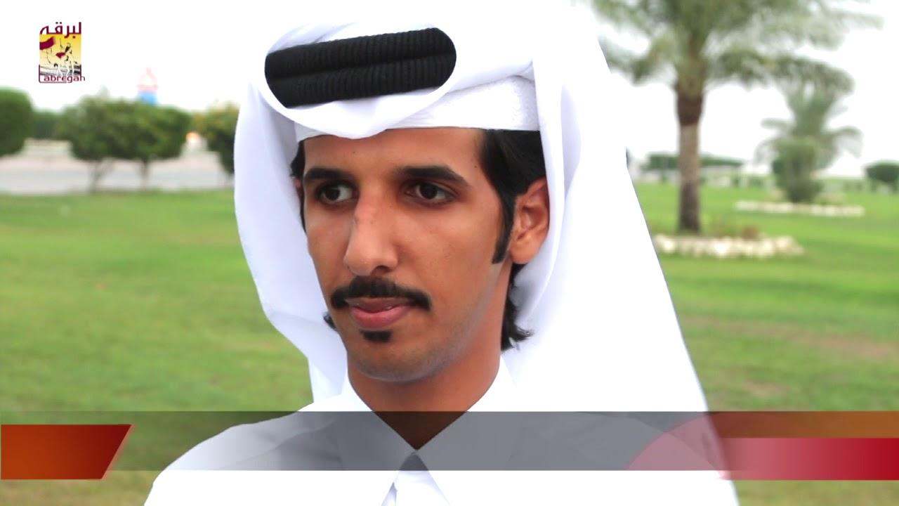 لقاء مع سالم بن حمد بن جهويل الشوط الرئيسي للثنايا بكار المفتوح صباح ١٦-١١-٢٠١٨