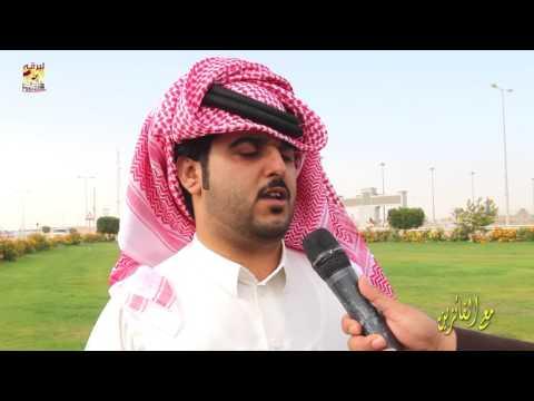 لقاءات مع الفائزين بالأشواط الرئيسية للحقايق ميدان الشحانية – مساء 19-2-2017