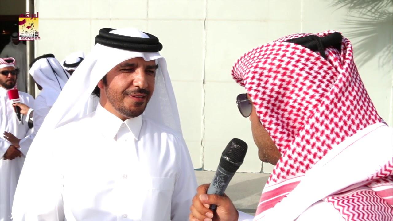 لقاء مع خالد حمد القمرا الفائز بالشلفة الفضية للقايا بكار المفتوح (مهرجان سمو الأمير المفدى) مساء ١٧-٤-٢٠١٨