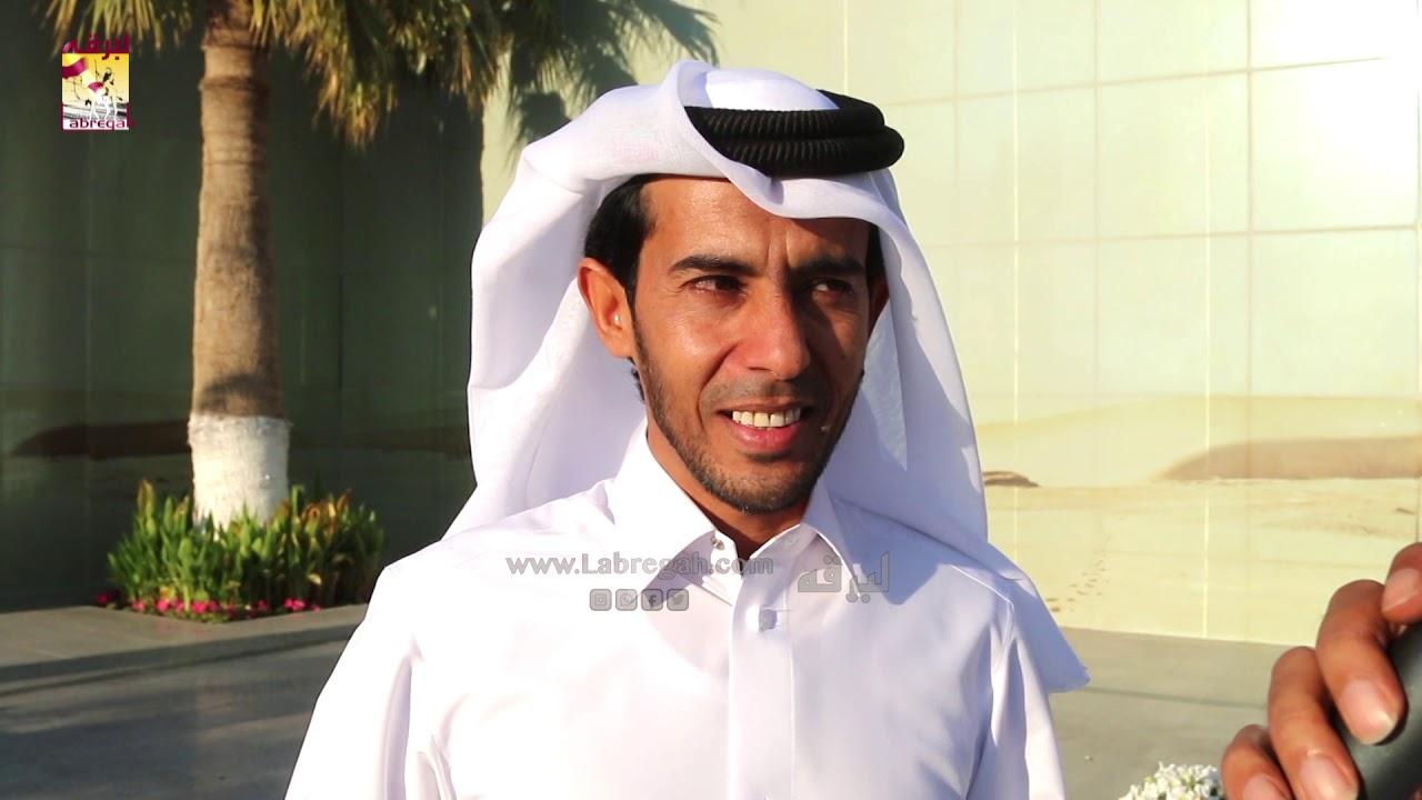 لقاء مع حمد بن محمد الزعبي..الفائز بسيارة الشوط الثالث للسباق التراثي مساء ٧-١٢-٢٠١٩