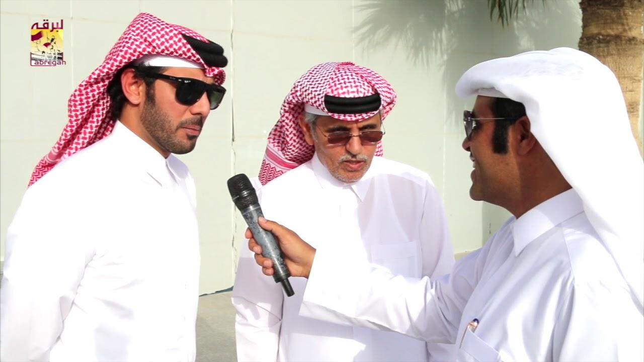 لقاءات مع الفائزين برموز سن الثنايا للأشواط العامة بمهرجان سمو الأمير الوالد  ١٠-٣-٢٠١٨