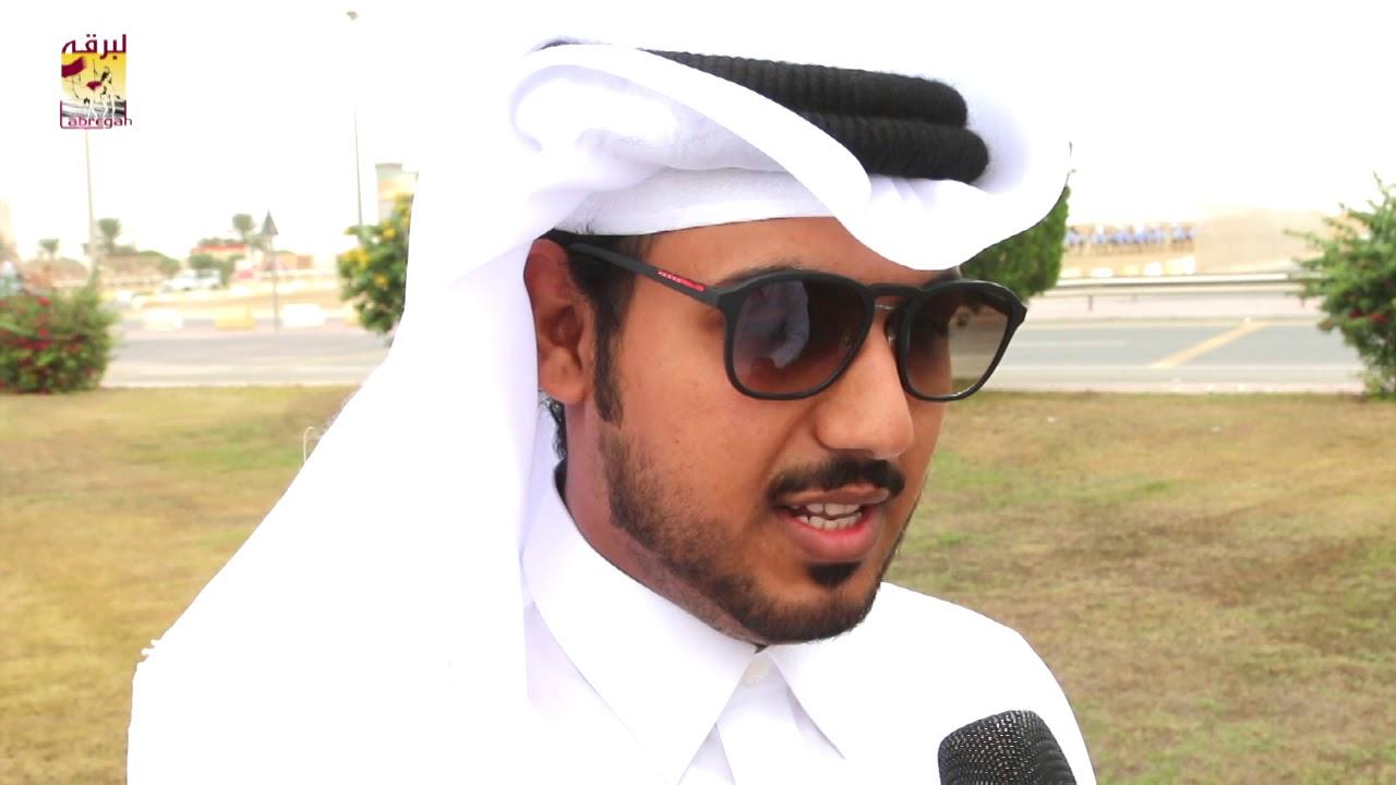 لقاء مع علي بن فاران بن قريع الشوط الرئيسي للقايا قعدان المفتوح مساء ٩-١١-٢٠١٨