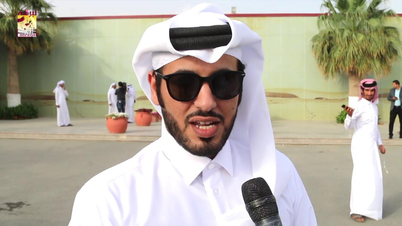 لقاء مع مبارك حمد تريحيب بن نايفة الشلفة الفضية للجذاع بكار إنتاج مهرجان سمو الأمير المفدى صباح ٣-٤-٢٠١٩