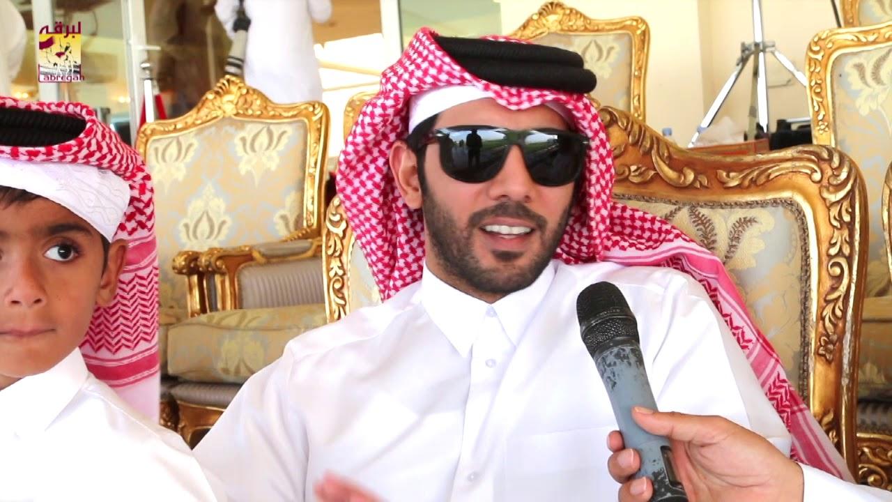 لقاء مع ناصر بن عبدالله المسند الفائز بالسيف الفضي للحيل بمهرجان تحدي قطر ٢٥-٤-٢٠١٩