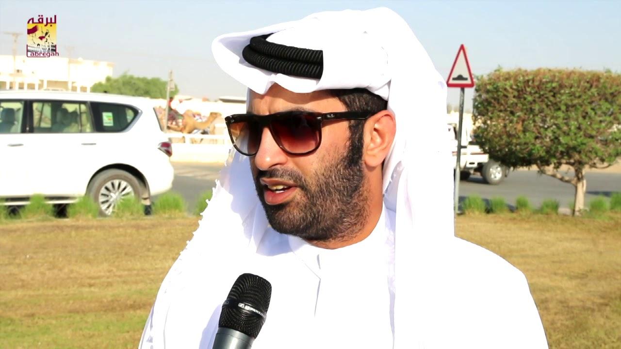لقاء مع حمد بن صالح أبو شريدة        الشوط الرئيسي للجذاع بكار مفتوح صباح ١١-٩-٢٠١٩