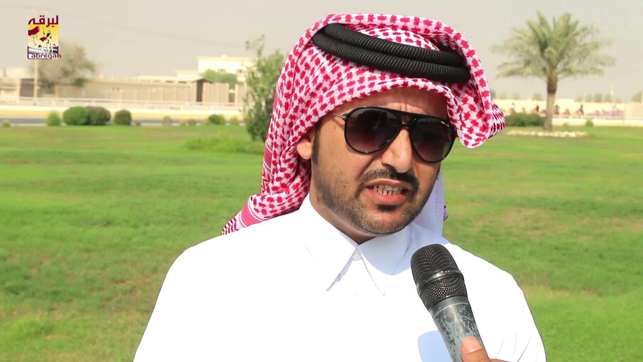 لقاء مع المضمر- سعيد بن علي بن سلعان الشوط الرئيسي للزمول المفتوح المحلي الثاني ٣٠-٩-٢٠١٨