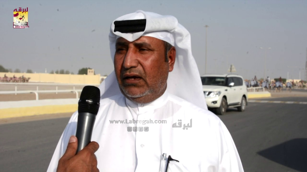 لقاء مع عبدالرحمن بن حنيف العذبة الشوط الرئيسي للثنايا قعدان إنتاج صباح ٣١-١٠-٢٠١٩