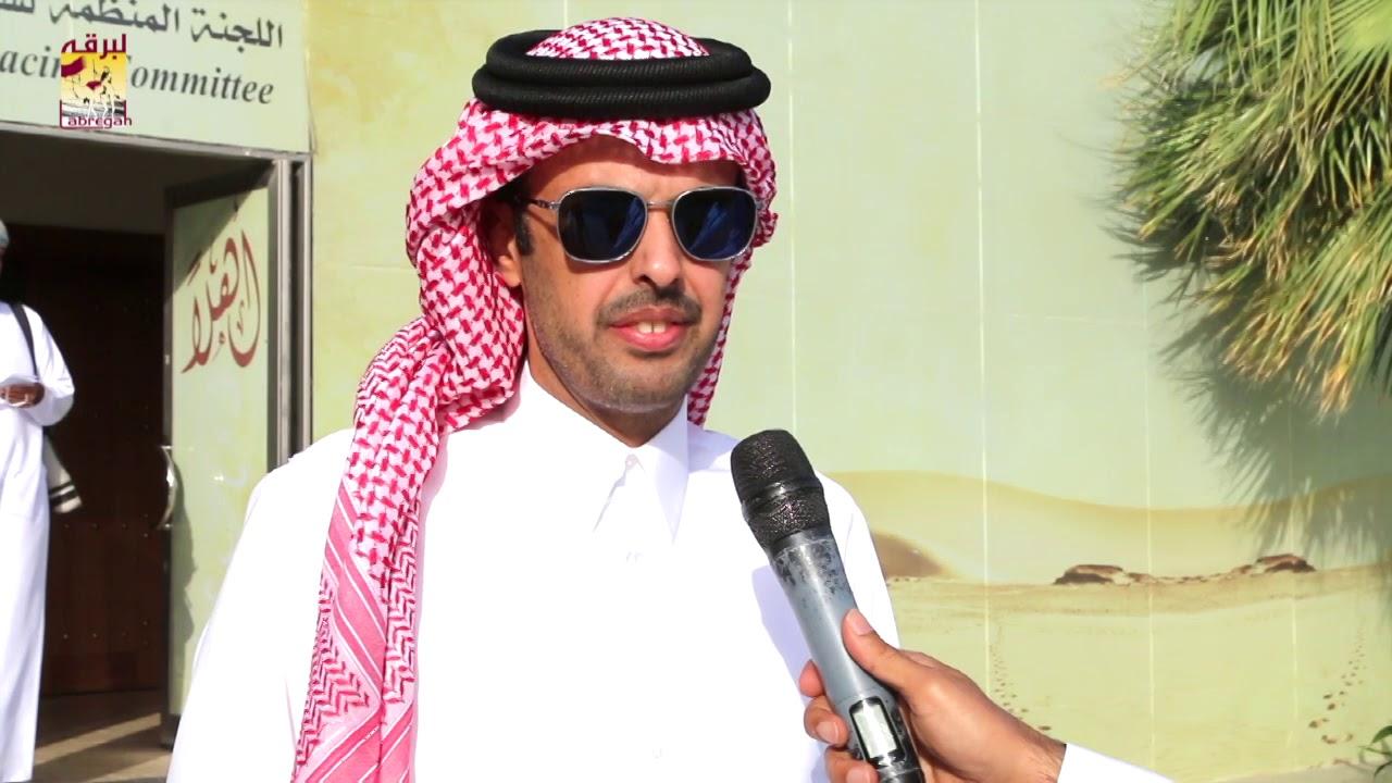 لقاء مع سيف محمد زايد الخيارين الفائز بكأس الزمول بمهرجان بطولة كأس آسيا ٢٤-٤-٢٠١٩