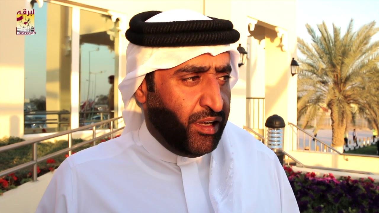 لقاء مع محمد بن خالد العطية الخنجرين الذهبيين للزمول مفتوح وعمانيات مساء ١٣-٣-٢٠١٩