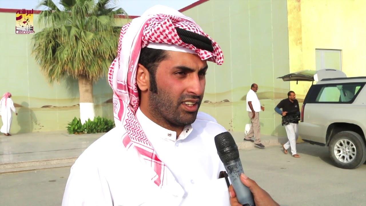 لقاء مع حمد صالح أبو شريدة الخنجر الفضي للجذاع قعدان مفتوح مهرجان سمو الأمير المفدى مساء ٣-٤-٢٠١٩