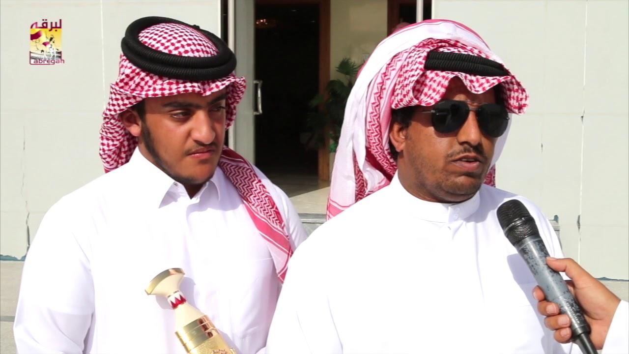 لقاءات مع مضمرى هجن الشحانية الفائزين برموز سن الجذاع بمهرجان سمو الأمير الوالد  ٨-٣-٢٠١٨