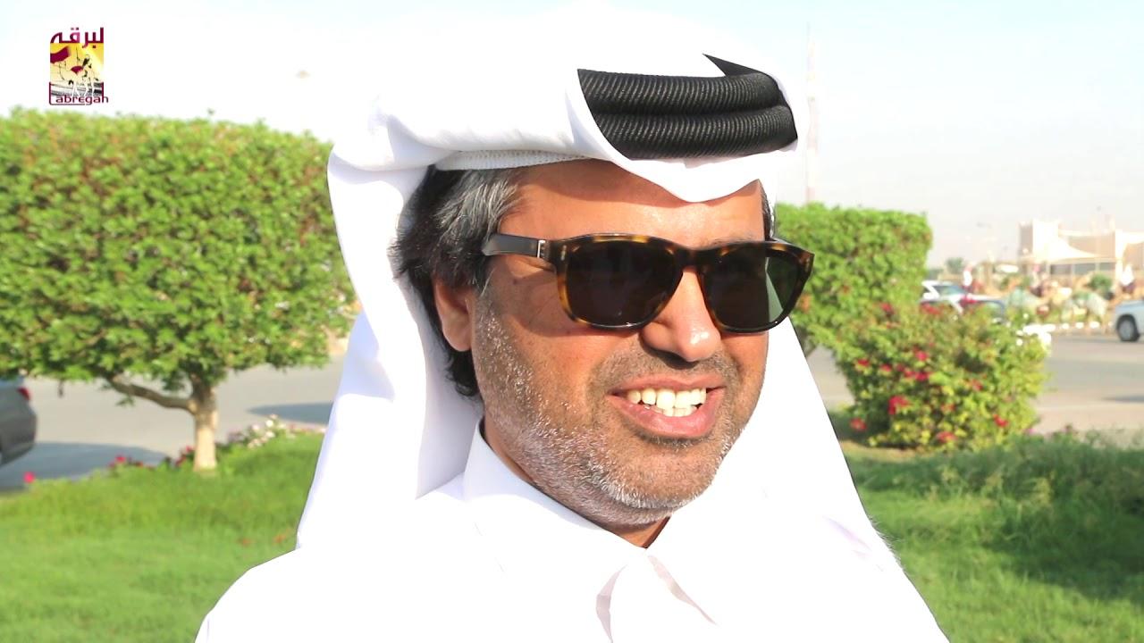 لقاء مع عبيد بن حمد بن سالمين الشوط الرئيسي للثنايا بكار إنتاج صباح ١-١١-٢٠١٨