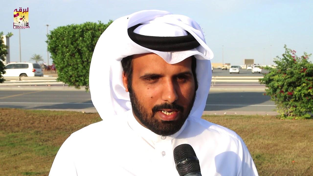 لقاء مع راشد بن علي بن سنيد الشوط الرئيسي للجذاع بكار إنتاج صباح ١٠-١١-٢٠١٨
