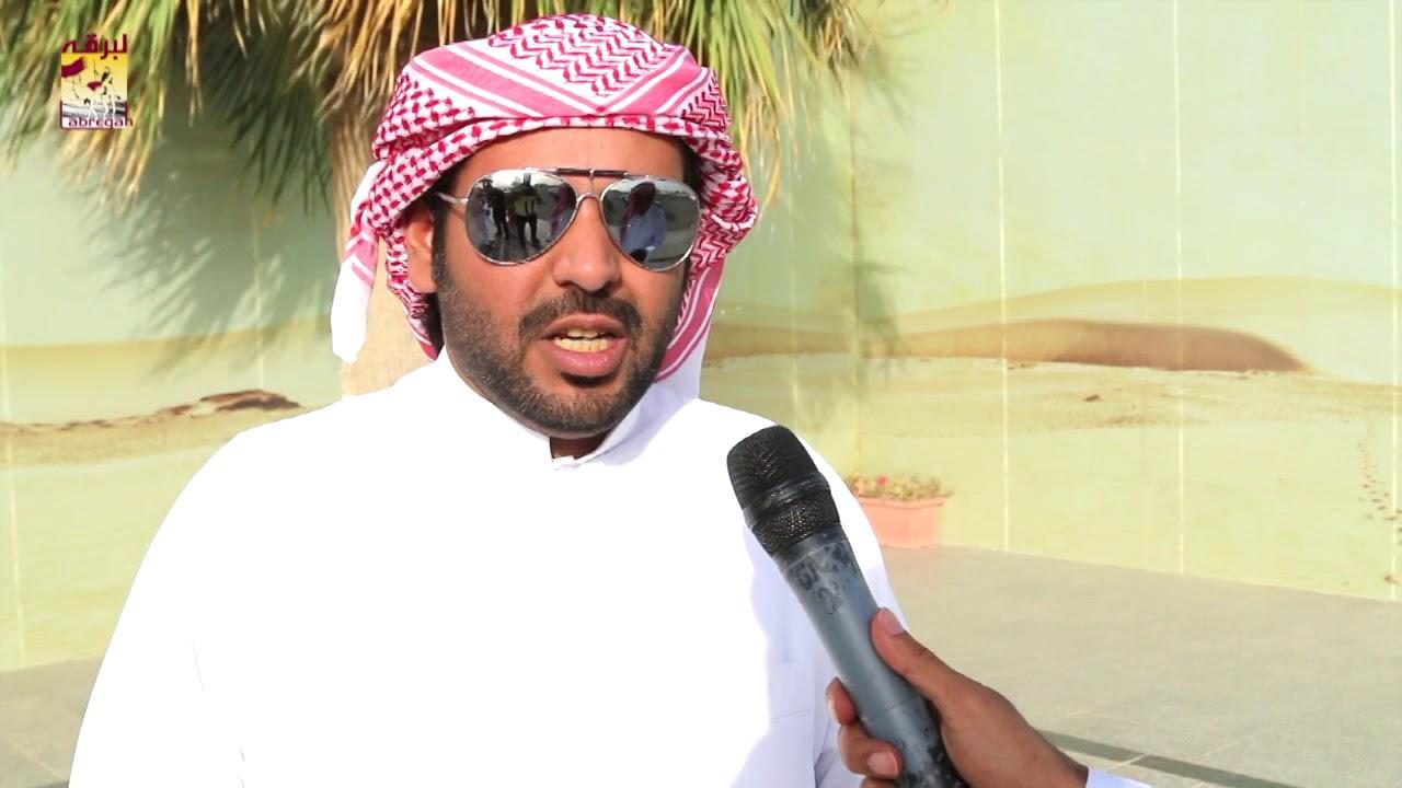 لقاء مع حمد بن علي بن حلفان كأس الجذاع قعدان بمهرجان بطولة كأس آسيا ٢٣-٤-٢٠١٩