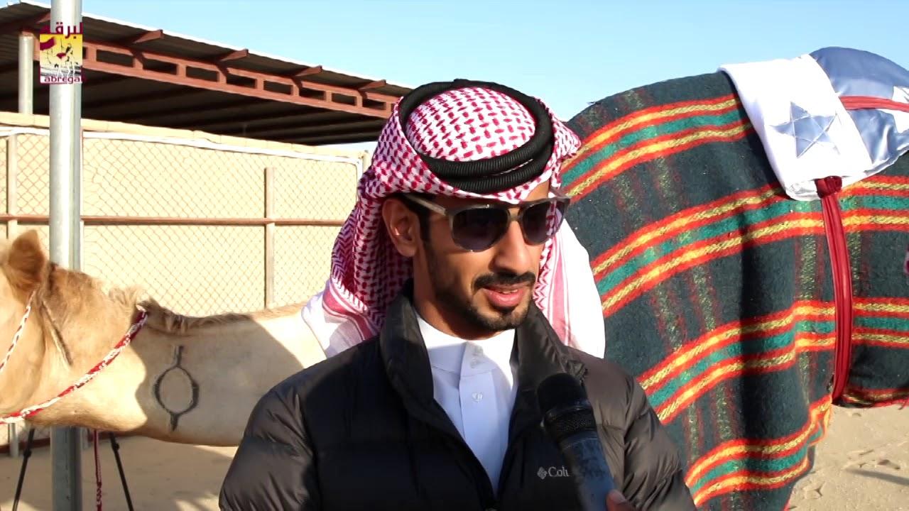 لقاء مع عبدالهادي محسن الشهواني الشوط الرئيسي للزمول المفتوح صباح ١٩-١-٢٠١٩