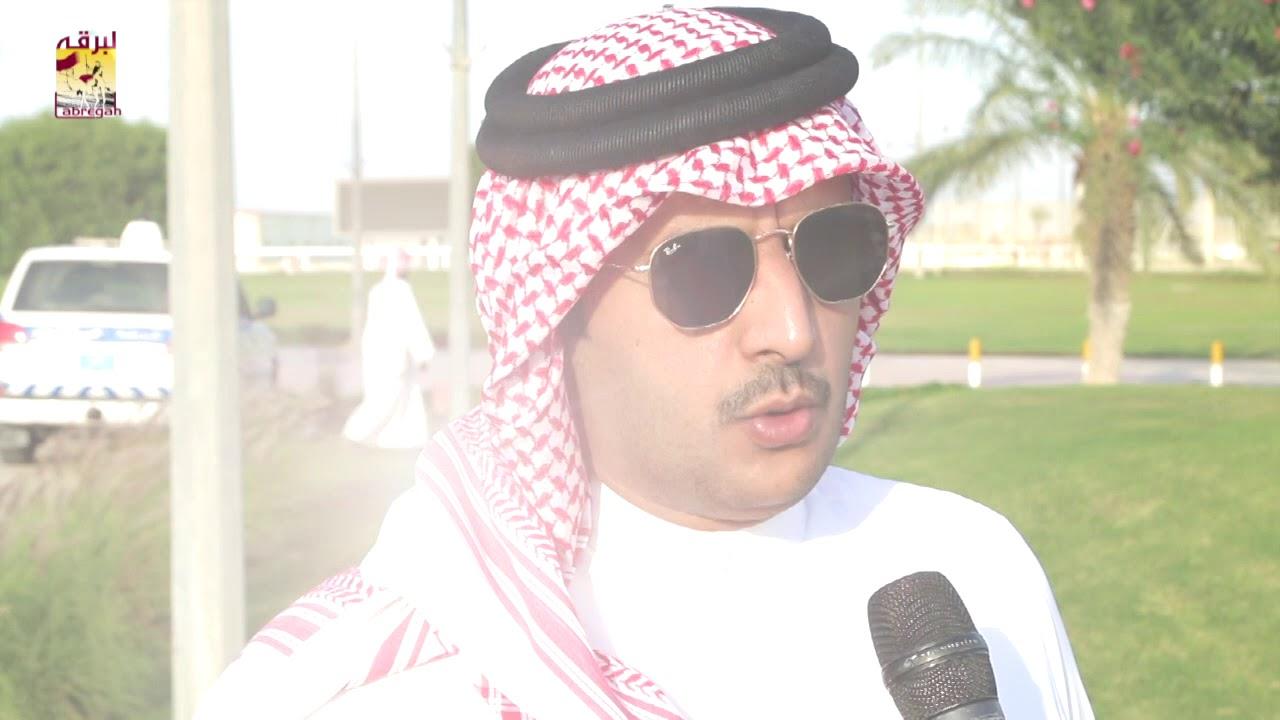 لقاء مع فهد بن جابر أبو برجس الشوط الرئيسي للثنايا قعدان إنتاج صباح ٢٩-١١-٢٠١٨