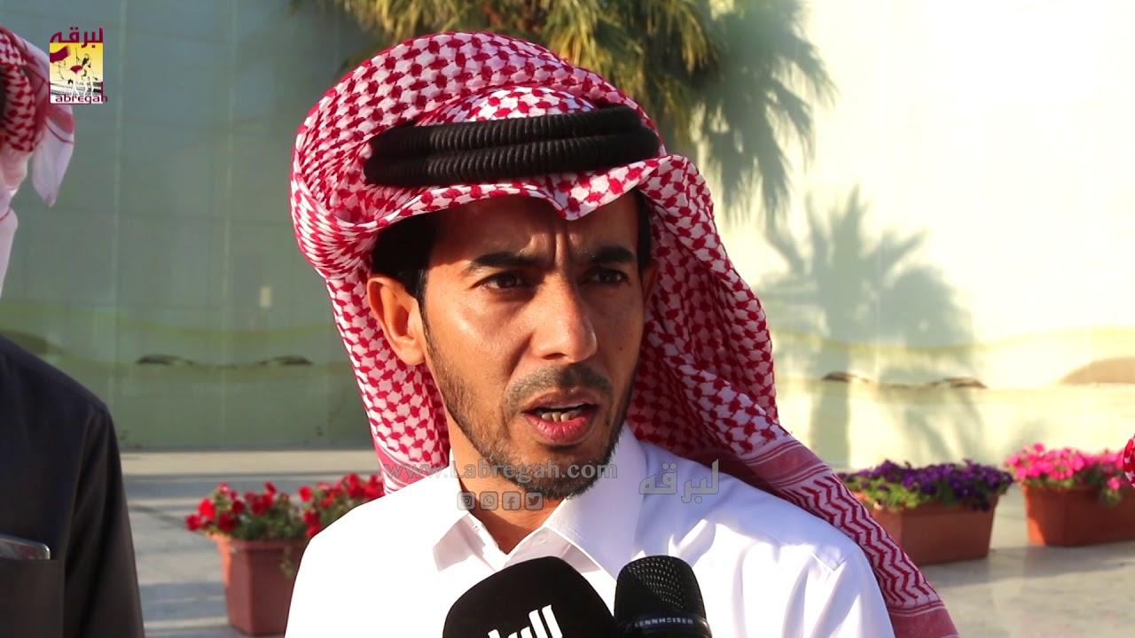 لقاء مع حمد بن محمد الزعبي..سيارة الشوط الثالث بالسباق التراثي مساء ٢٥-١-٢٠٢٠
