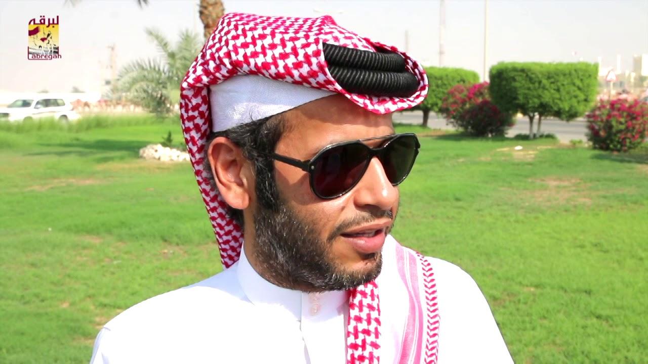 لقاء مع عبدالهادي بن عبدالله بن نايفة الشوط الرئيسي للحيل إنتاج صباح ٢٩-٩-٢٠١٩