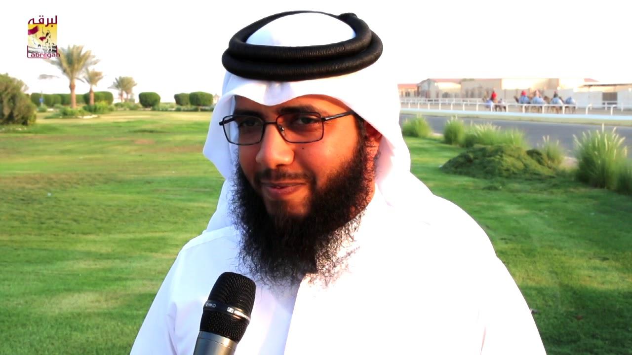 لقاء مع سالم بن حمد الشعيل الشوط الرئيسي للحقايق بكار إنتاج صباح ١٠-١٠-٢٠١٩