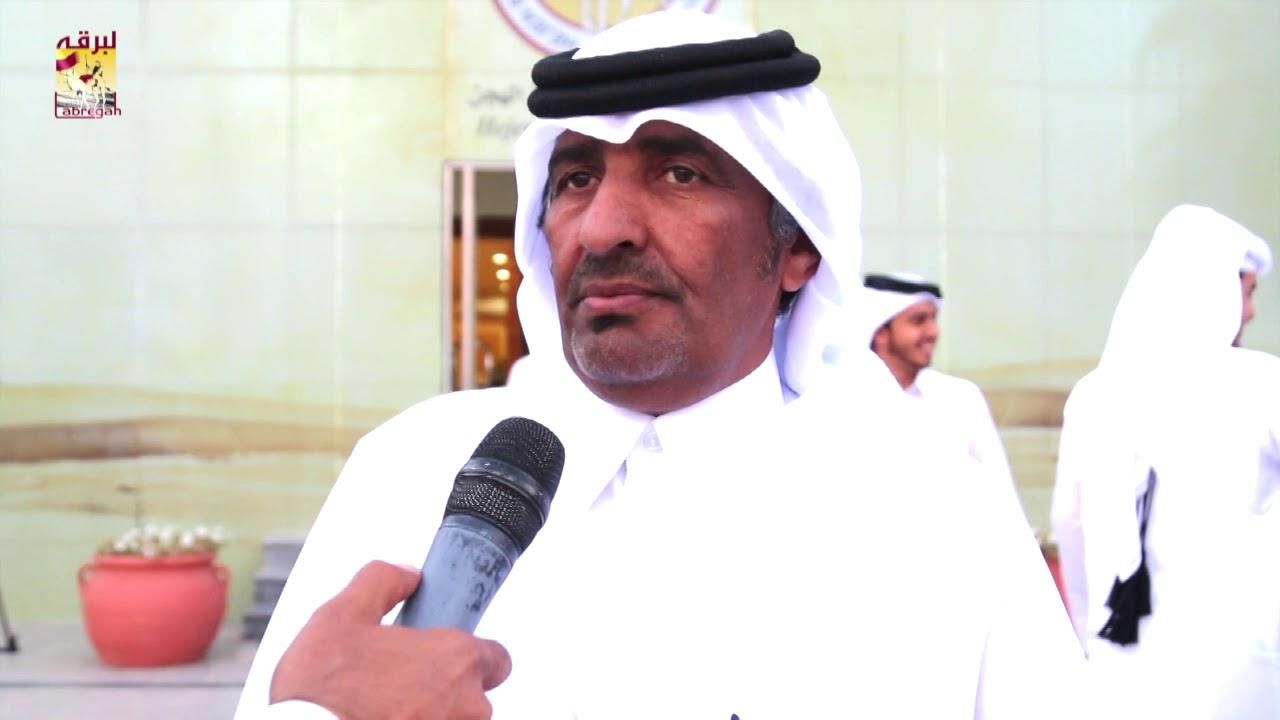 لقاء مع محمد بن جارالله بن ذروة كأس الحقايق قعدان بمهرجان بطولة كأس آسيا ٢٢-٤-٢٠١٩