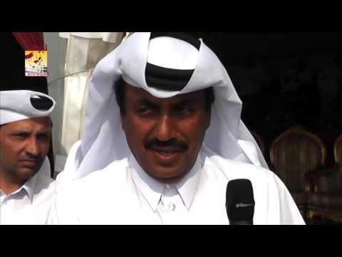 لقاء مع مبارك بن عبدالله الضابت الدوسري – الفائز بالسيف الفضي في ختام مهرجان قطر للأصايل الحادي عشر للأصايل ٣٠-١١-٢٠١٥