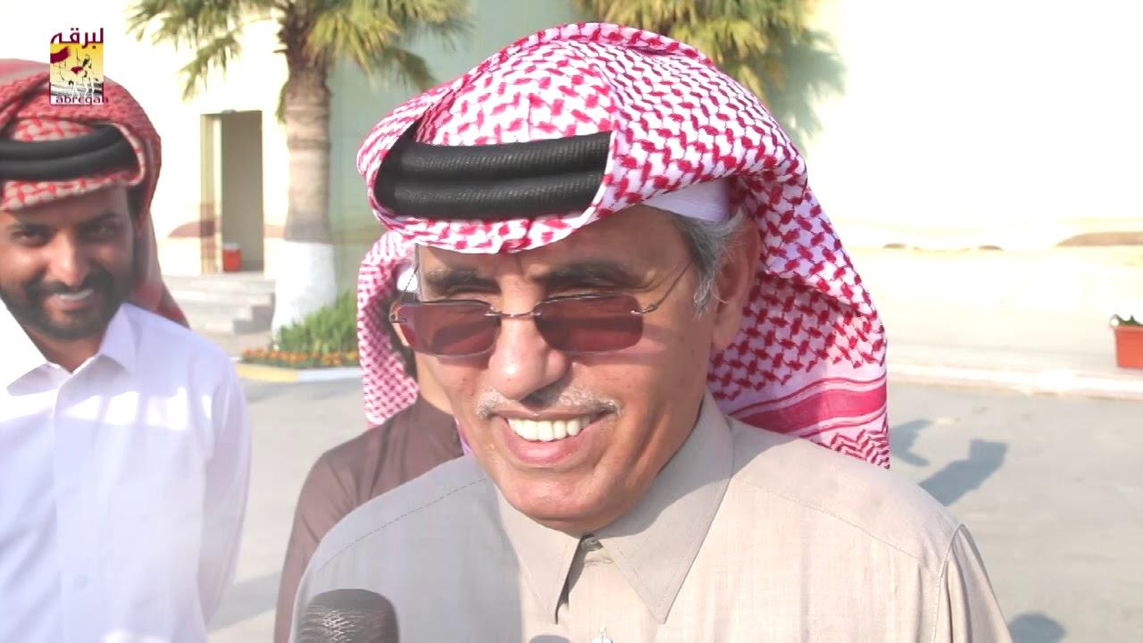لقاء مع عبدالله بن سعيد العيدة الشلفة الفضية للثنايا بكار المفتوح مساء ٢٩-١٢-٢٠١٨