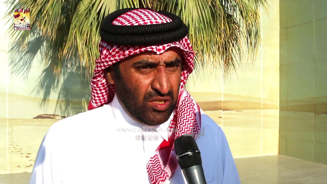 لقاء مع محمد بن خالد العطية..الفائز مع هجن الشحانية بالخنجرين الذهبيين للجذاع قعدان عمانيات وإنتاج مساء ٥-١٢-٢٠١٩