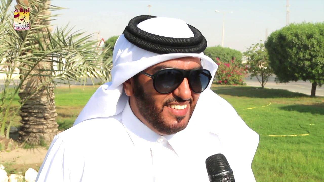 لقاء مع سالم بن صالح بن عقيل مضمر الفايز بالشوط الرئيسي للجذاع قعدان إنتاج المحلي الثاني ٢٦-٩-٢٠١٨