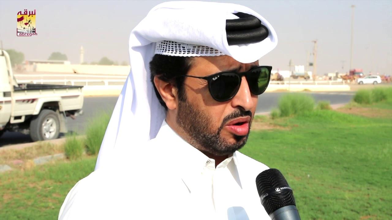 لقاء مع مسفر بن علي بن سفران الشوط الرئيسي للثنايا قعدان إنتاج صباح ٢٧-٩-٢٠١٩