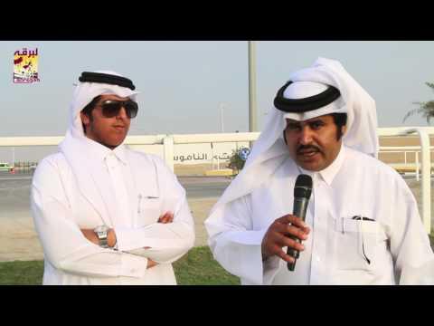 لقاء مع راكان بن راشد المسعود (الفائز بالخنجر الفضي للثنايا قعدان) مهرجان تحدي قطر ٢٥-٤-٢٠١٧