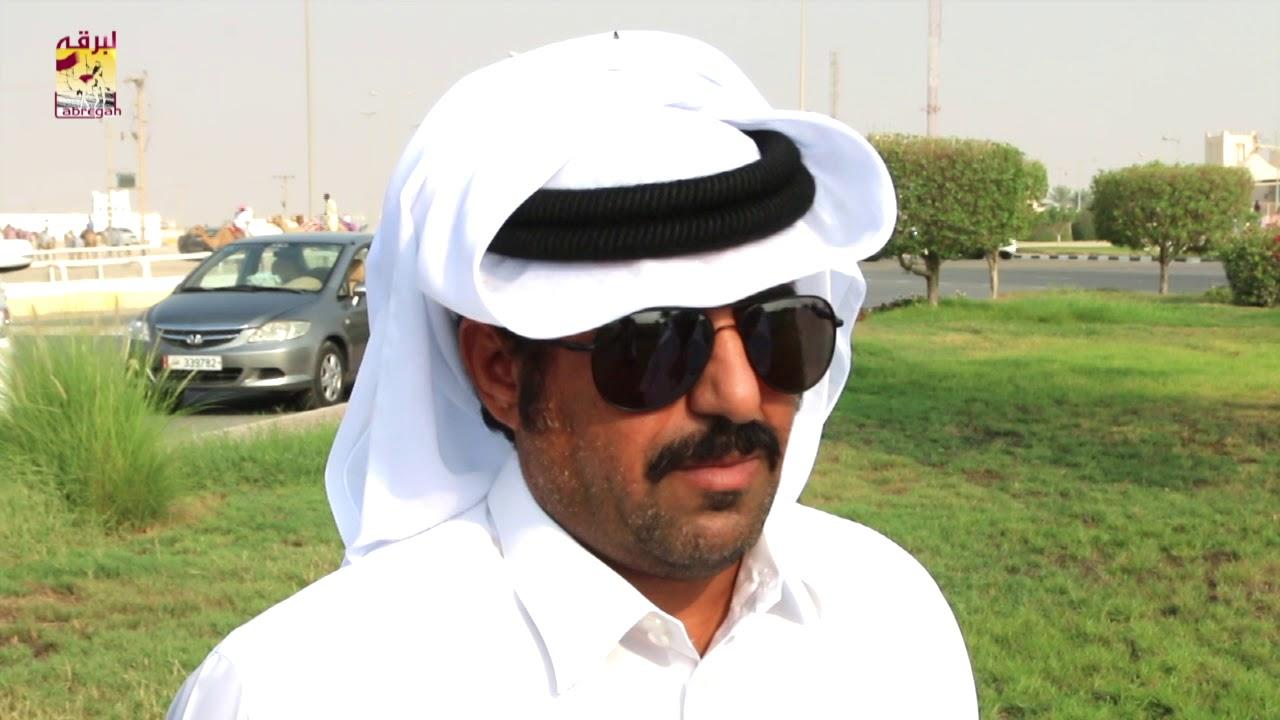 لقاء مع مسعود بن ناصر بن نايلة الشوط الرئيسي للثنايا بكار إنتاج المحلي الثالث صباح ١٨-١٠-٢٠١٨