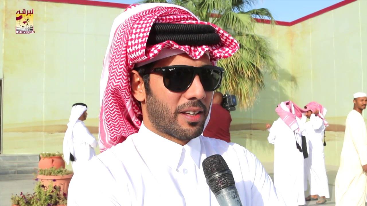 لقاء مع ناصر بن عبدالله المسند الفائز بكأس الحيل بمهرجان بطولة كأس آسيا ٢٤-٤-٢٠١٩