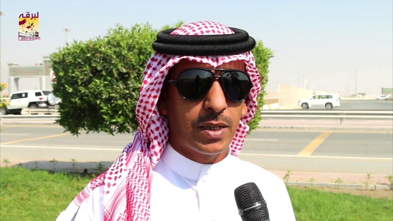 لقاء مع علي بن عبدالله ال يحيى الفائز بالشوط الرئيسي للثنايا قعدان المفتوح المحلي الخامس صباح ١٧-١١-٢٠١٧