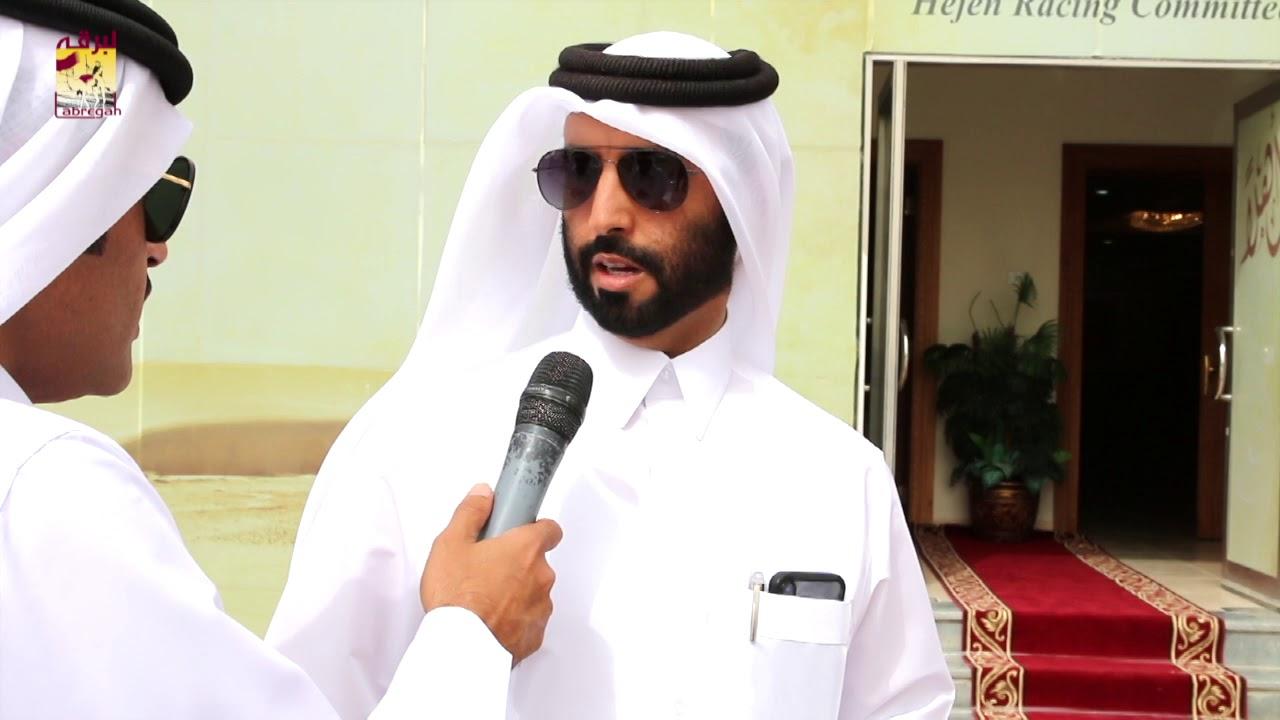 لقاء مع محمد بن برقان المقارح الشلفة الذهبية للقايا بكار إنتاج مهرجان سمو الأمير المفدى صباح ١-٤-٢٠١٩