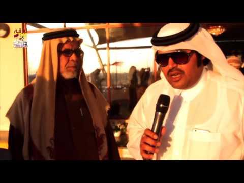 لقاء مع عتيق حمد قريع المري الفائز بالخنجر الفضي للزمول عمانيات بمهرجان المؤسس ٢٩-١٢-٢٠١٥