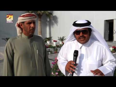لقاء مع مطر حمد عميرة الشامسي ،،، الفائز بالشلفة الفضية للحقايق قعدان  مساء ٢٠-١٢-٢٠١٥
