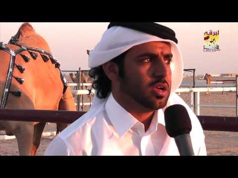 ساحة لبرقه،،،،لقاء خاص مع ناصر راشد دغام النعيمي … رئيس مهرجان مزاين روضة شميم الرابع ٢٠١٤