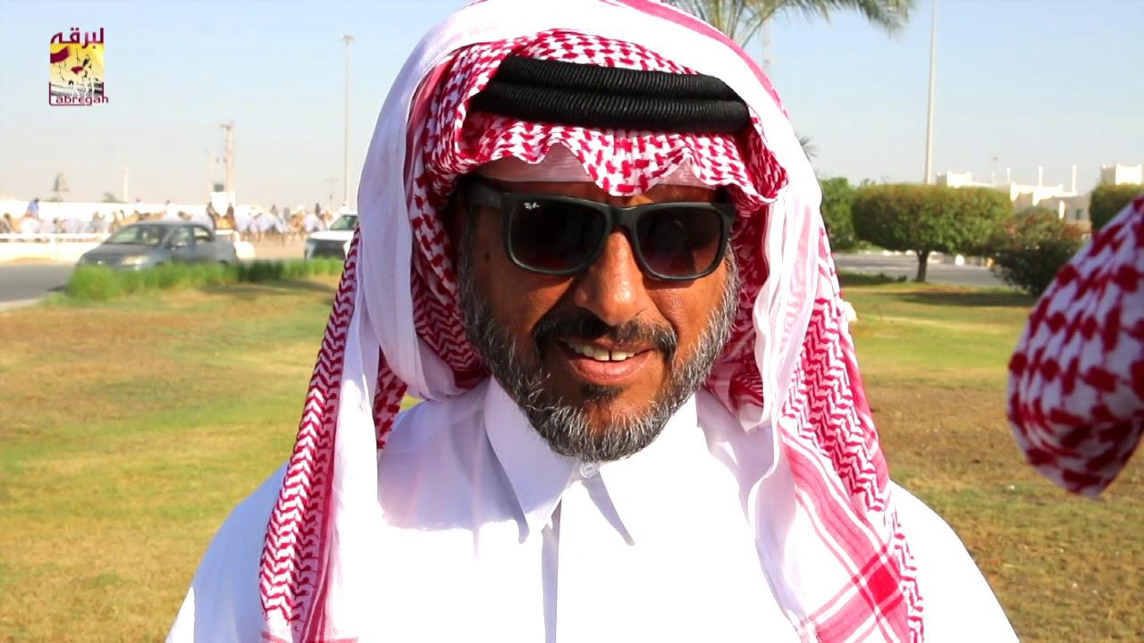 لقاء مع راشد بن محمد الزكيبا       الشوط الرئيسي للثنايا بكار إنتاج صباح ١٣-٩-٢٠١٩
