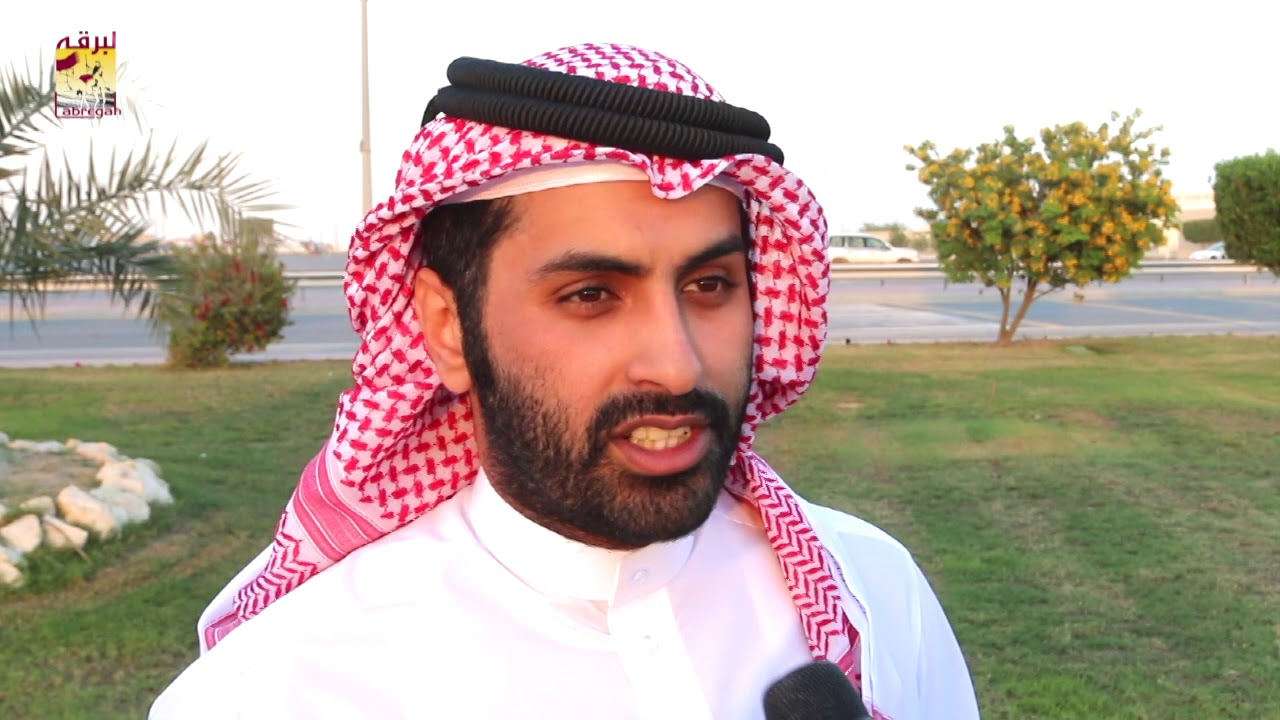 لقاء مع حمد بن صالح أبو شريدة الشوط الرئيسي للجذاع قعدان المفتوح صباح ٢٤-١١-٢٠١٨