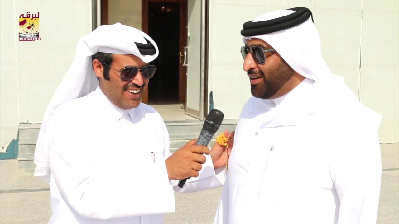 لقاء مع مضمري هجن الشحانية الفائزة برموز الثنايا للأشواط المفتوحة بمهرجان سمو الأمير الوالد  ١١-٣-٢٠١٨