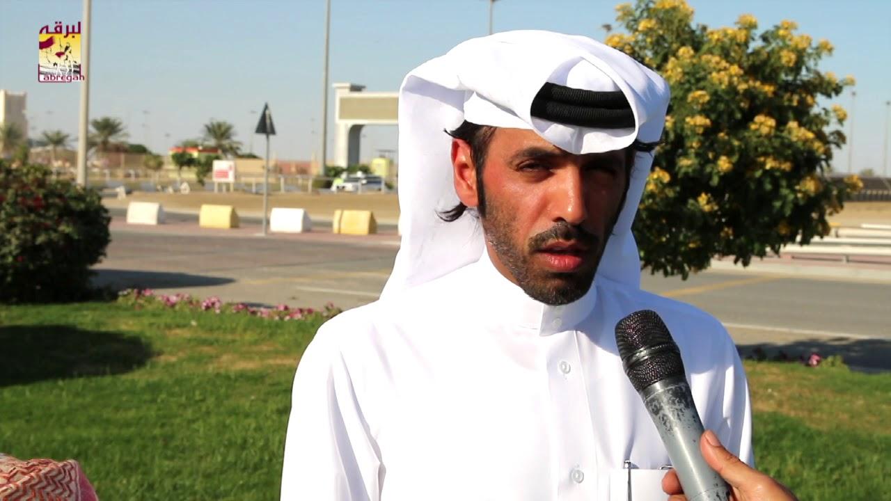 لقاء مع م. محمد بن مبارك الشهواني الشوطين الرئيسيين للثنايا بكار وقعدان إنتاج صباح ٦-٢-٢٠١٩