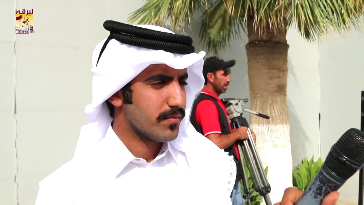 لقاء مع عبدالهادي طالب بن هليل الفائز بالشلفة الفضية للثنايا بكار عمانيات مساء ٢١-٤-٢٠١٨