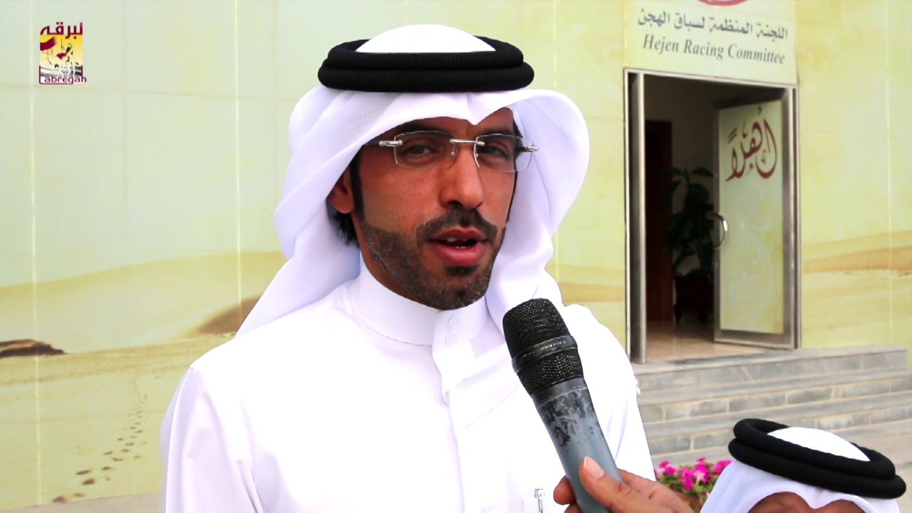 لقاء مع محمد بن مبارك الشهواني الخنجر الفضي للحقايق قعدان إنتاج مهرجان سمو الأمير المفدى صباح ٣٠-٣-٢٠١٩