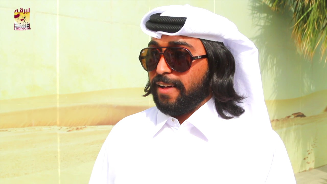 لقاء مع مبخوت بن محسن بن جبران الشلفة الفضية للجذاع بكار عمانيات مهرجان سمو الأمير المفدى مساء ٣-٤-٢٠١٩