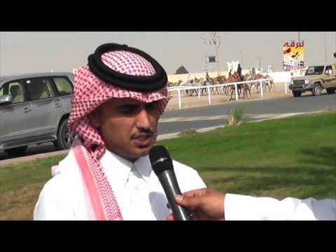 لقاء مع المضمر سعود بن على بن سلعان المري الفائز بالشوط الرئيسي للحقايق قعدان المفتوح- المحلي الثالث مساء ٧-١٠-٢٠١٥