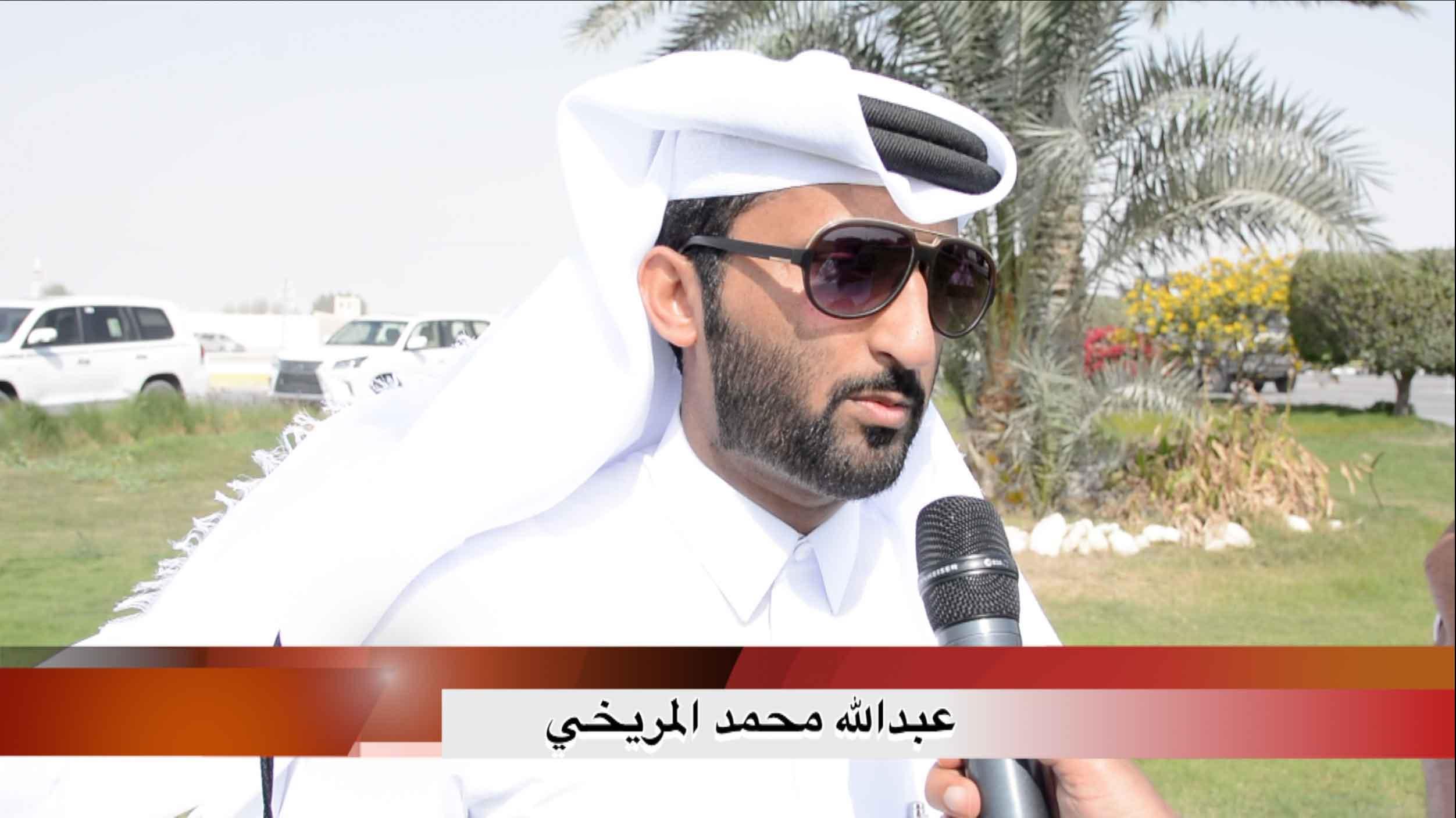 لقاء مع عبدالله محمد المريخي.. الشوط الرئيسي للثنايا قعدان « مفتوح » الأشواط العامة  ٥-٣-٢٠٢١