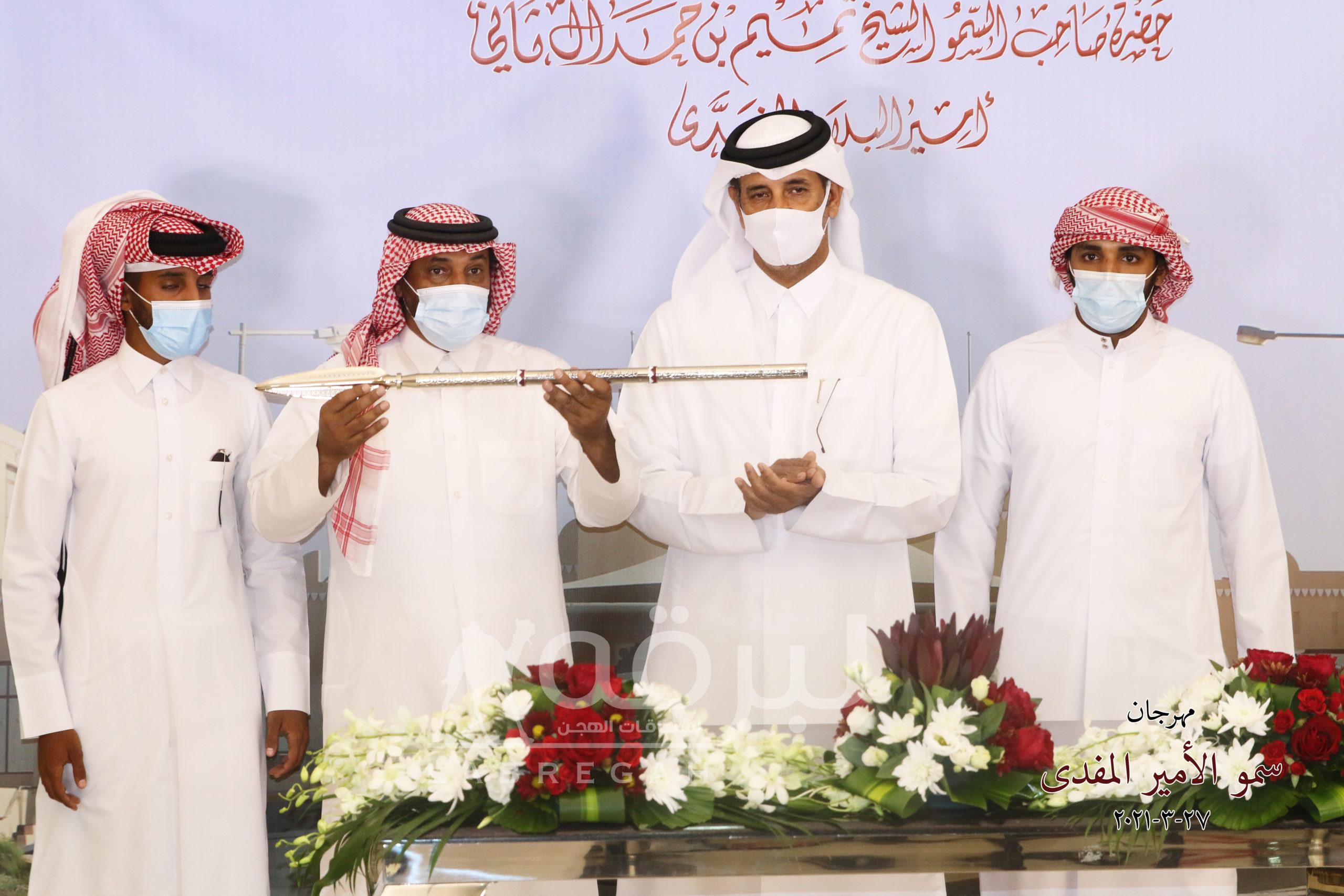 """محمد بن جرحب: """"شقراء"""" حققت أقوى نواميس الإنتاج وماخيبت الظن"""